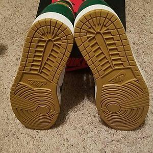 online store fd259 bedaa Nike Shoes - Nike Air Jordan 1 retro celtics colorway