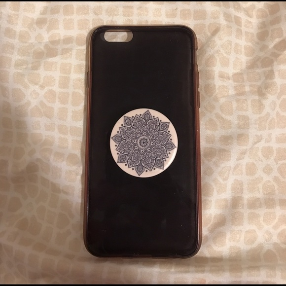 cheap for discount 3e96f 82743 iPhone 6 case with PopSocket