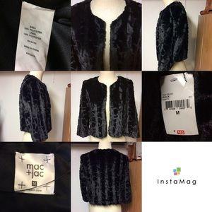  Mac & Jac Shrug Jacket