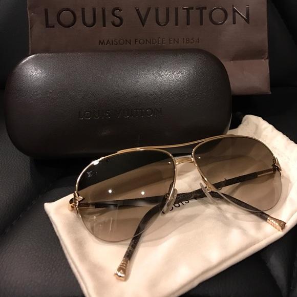 3b19b604fe83 Louis Vuitton Accessories - Louis Vuitton Sunglasses