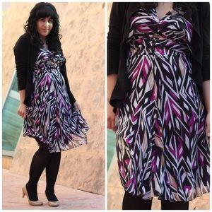 Diane von Furstenberg Dresses & Skirts - Diane Von Furstenberg Soraya Cotton Print Dress
