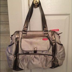 Skip Hop Handbags - Skip hop diaper bag.