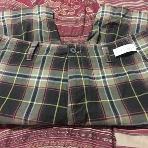 Old Navy Other - Old Navy plaid shorts