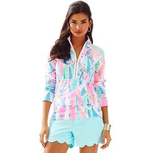 Lilly Pulitzer Skipper Popover in Out to Sea