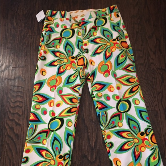 lovely design professional design shop Men's NWT Loud Mouth Golf Pants. Colorful!! 36/32 NWT
