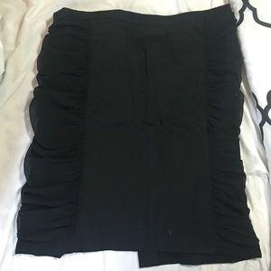 Dresses & Skirts - Nicole black skirt
