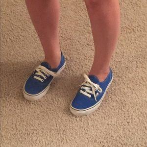 50% off Vans Shoes - Neon pink vans. Size- Men/5 women/6.5 from ...