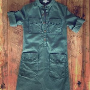 Emerson Fry Slim Safari Dress