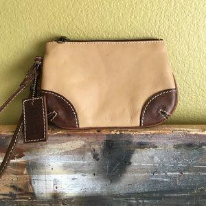 latico Handbags - Brown LATICO LEATHER wristlet