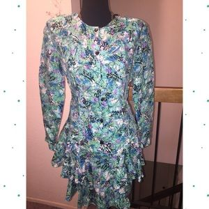 Rampage Dresses & Skirts - RAMPAGE Multi-print Dress