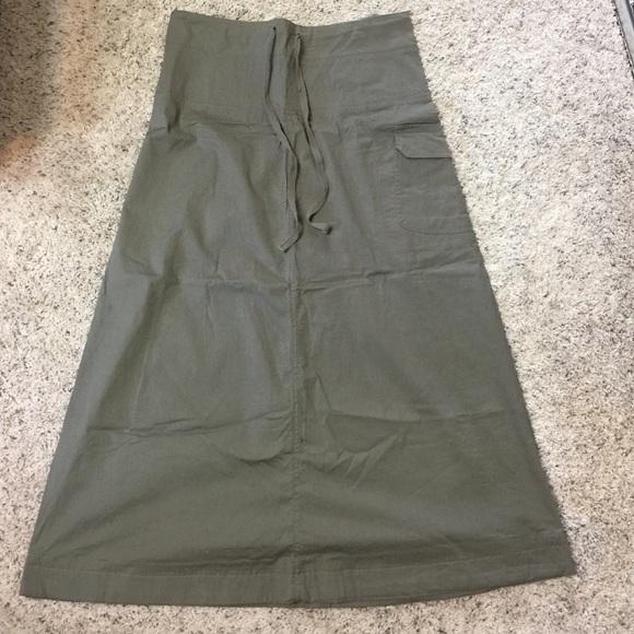 Cargo Pocket Skirt 25