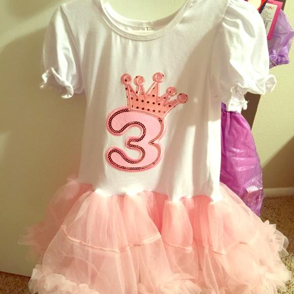 Dresses | 3 Year Old Birthday Dress | Poshmark