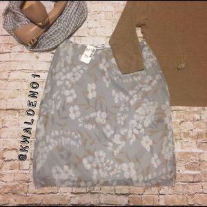 Laundry by Shelli Segal Dresses & Skirts - ⚡️Flash Sale Laundry by Shelli Segal Neutral Skirt