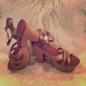 Matt Bernson Shoes - Matt Bernson Cork Sandal