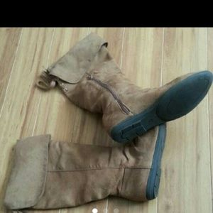 H&M Shoes - Tall H&M suede boots