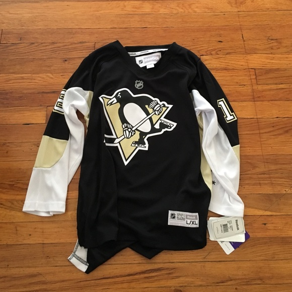 newest a2c74 6696c Youth James Neal Pittsburgh Penguins hockey jersey NWT