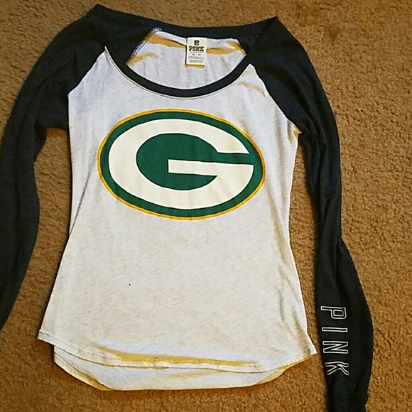new concept 47586 1f6b7 Green Bay Packers shirt from PINK VS