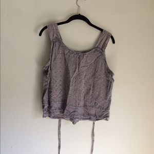 Indian Cotton Tank Top