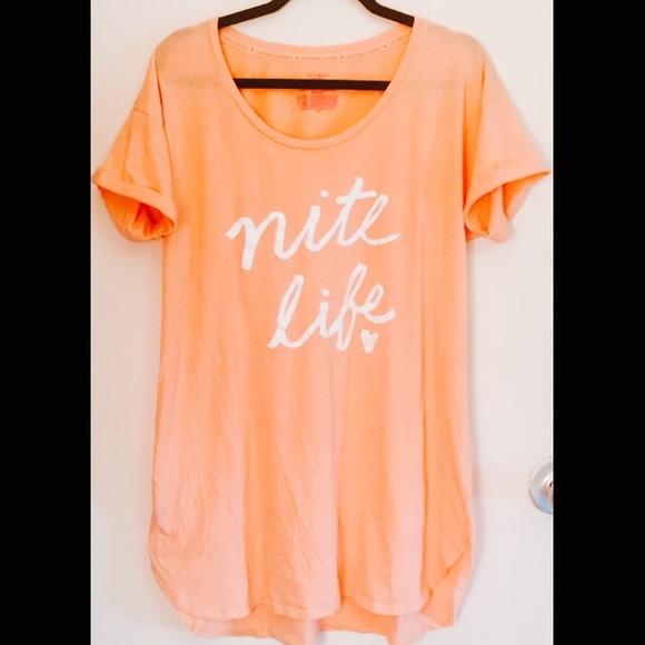 574eb5bea64cb Victoria's Secret Sleep Shirt