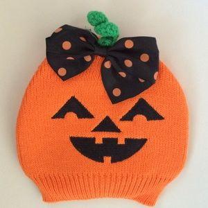 So Dorable Other - Baby Girl Pumpkin Hat