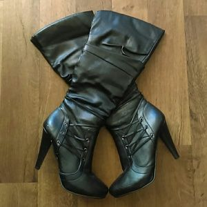 Sbicca Shoes - SBICCA HEELED BOOTS