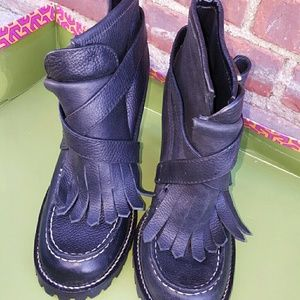 Tory Burch Shoes - NWB Tory Burch Kiltie boots 10 only No Bundle