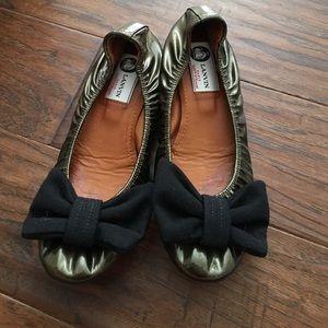 Lanvin Shoes - Lanvin ballet flats.