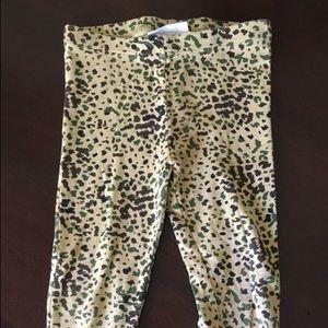 Mini Rodini Other - Mini Rodini leopard print leggings