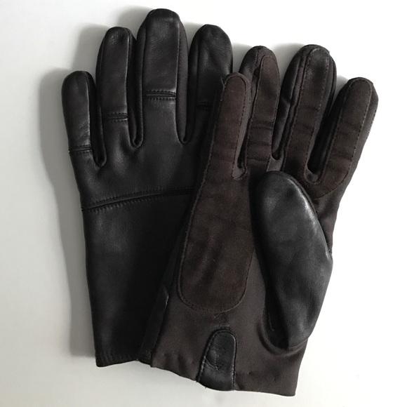 4850a4a89810e A/X Armani Exchange Accessories | Ax Leather Gloves | Poshmark