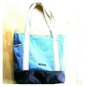 29 off lands 39 end handbags nwt perfectly packable bag from lauren 39. Black Bedroom Furniture Sets. Home Design Ideas