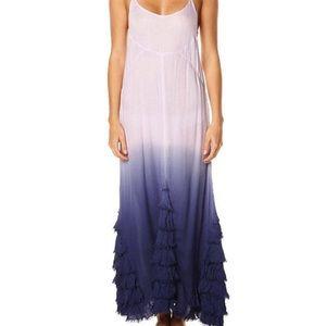 Dresses & Skirts - Free people hazy days maxi