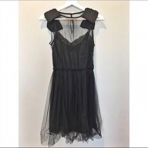 Rodarte for Target Tulle and Lace Dress