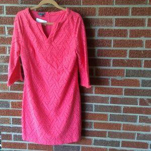 Covington Dresses & Skirts - ⏰$10 off SALE 🌺Gorgeous❗️ NWT coral color dress