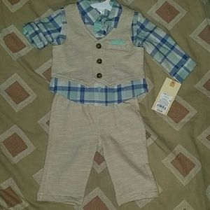 Cherokee Other - Baby Boy 3piece Suite