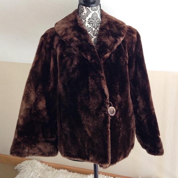 70% off Eaton's of Canada Jackets & Blazers - Vintage Seal Fur ...