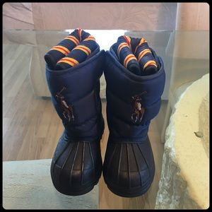 U.S. Polo Assn. Other - ✨🆕 TODDLER BOY SNOW BOOTS✨