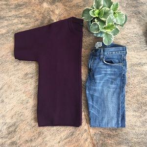 Joseph Sweaters - JOSEPH short sleeve wool sweater