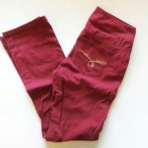Bluberry Denim - Bluberry Pull On Pants