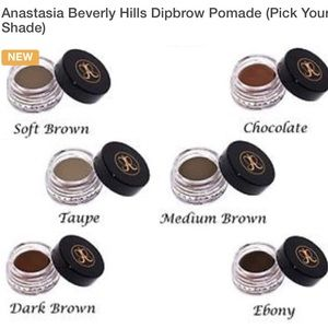 Anastasia Beverly Hills Other - 🆕LAST 1- Chocolate, Anastasia Dipbrow Pomade