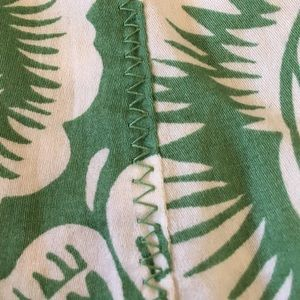 NIC+ZOE Skirts - Green floral skirt