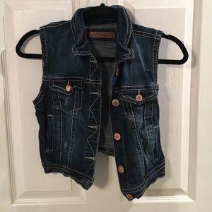 Macy's jean jacket