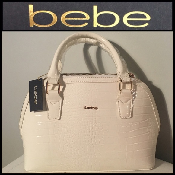 💕Bebe Leah Mini Dome Purse💕 d72af4c056151