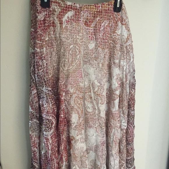 reba  Dresses & Skirts - ❤️Lacey skirt.