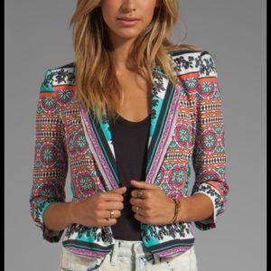 Ladakh Jackets & Blazers - Ladakh resort print jacket in multi