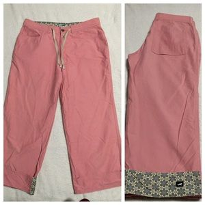 Horny Toad Pants - Cute rose colored hiking/sport pants!!