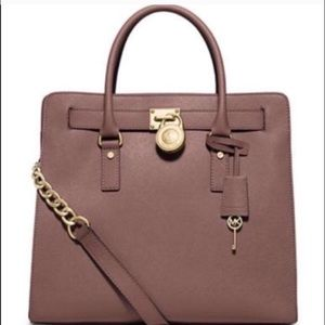 Michael Kors Hamilton Dusty Rose