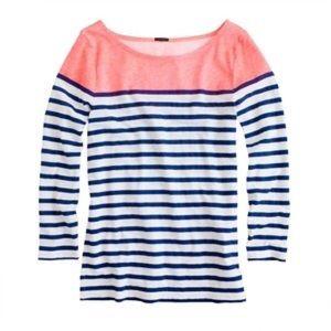 J.Crew xs striped shirt