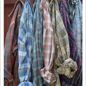 Surprise Vintage Flannels!