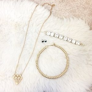 Jewelry - 4-piece Jewelry Bundle