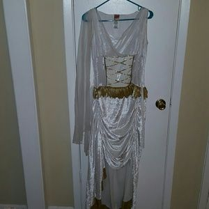  Greek Goddess Halloween Costume!